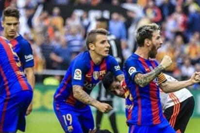 ¡El Valencia estalla! Neymar y Messi, en el centro de las iras che