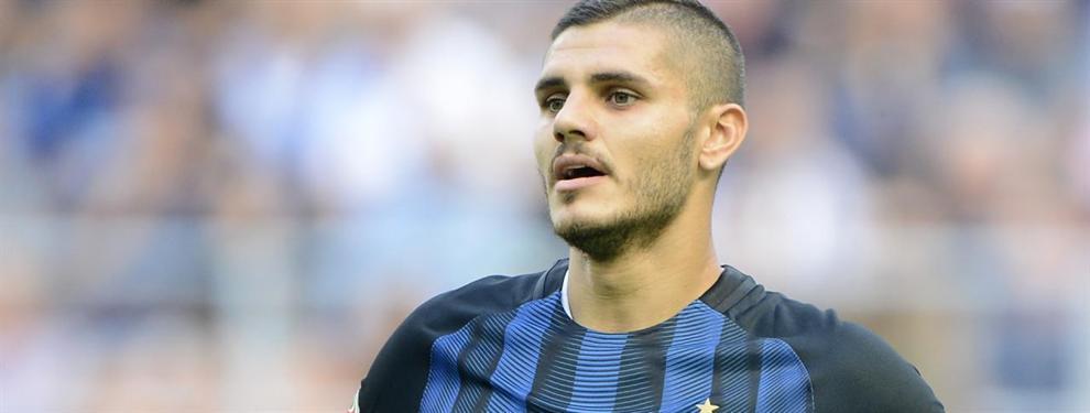 El verdadero motivo por el que Mauro Icardi no fichó por Real Madrid