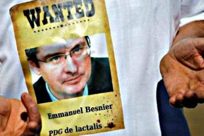 Lactalis: el opaco imperio lácteo francés se tambalea