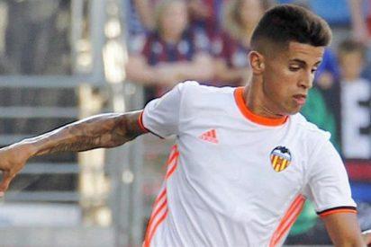 En el Valencia se frotan las manos con el interés del Barça por Cancelo
