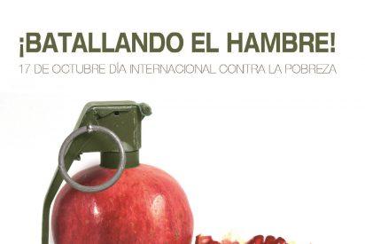 """""""Batallando el hambre"""" entre estudiantes, profesores y alumnos"""