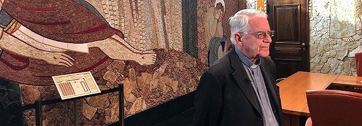 """Federico Lombardi: """"No hay ninguna posibilidad de que sea el próximo General de los jesuitas"""""""