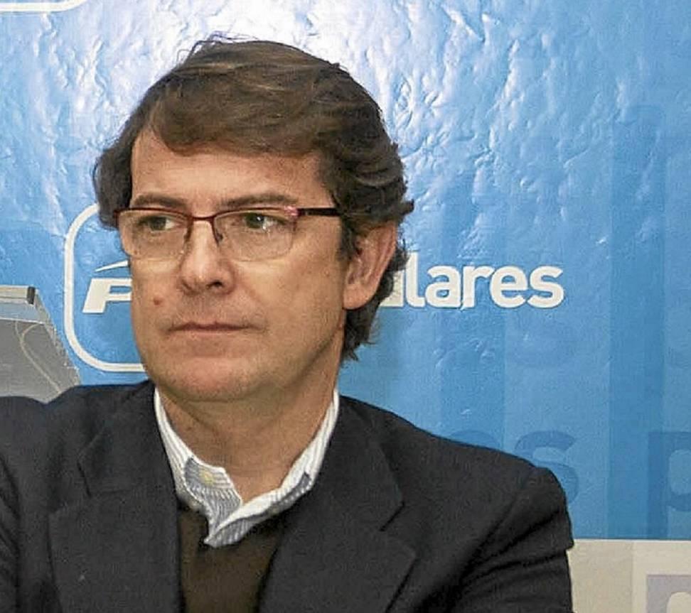 Fernández Mañueco, «La Gürtel no pasa por Castilla y León»
