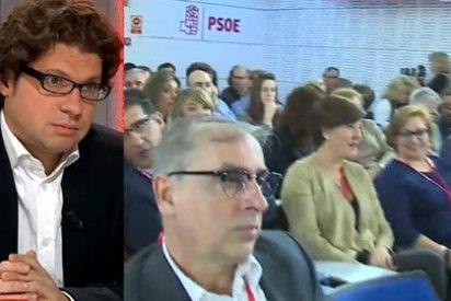 """Fernando Berlín, mártir del """"no es no"""" del PSOE"""