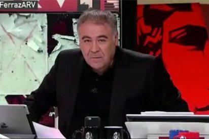 """La ira de Ferreras con un socialista: """"Se puede ser más tonto, pero hay que entrenar más"""""""