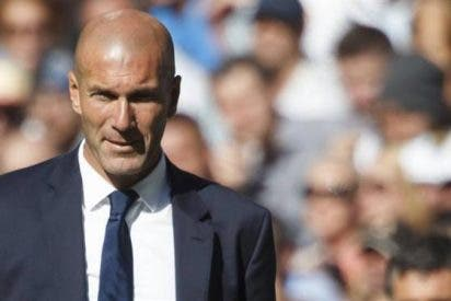 Filtran los primeros problemas de Zidane con el vestuario
