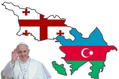 "Papa: ""Dios bendiga Armenia, Georgia y Azerbaiyán"""