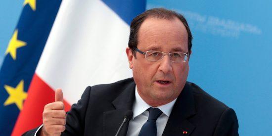 Hollande decreta la reducción de la asignación de los expresidentes de Francia