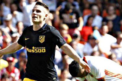 Un heroico Diego Alves no puede impedir el Valencia 0 - Atlético de Madrid 2