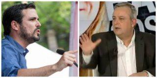 "Alberto Garzón ataca a ESdiario y le acusa de estar en un ""mundo paralelo"""
