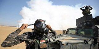 El gas venenoso esparcido por el ISIS y que cubre una cuarta parte de Irak