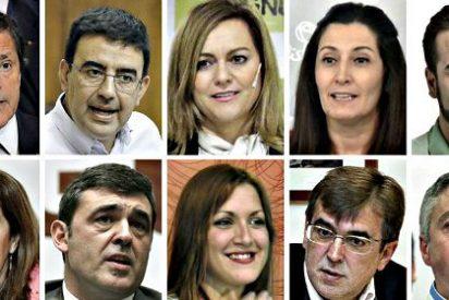 La gestora 'integradora' encabezada por el asturiano Fernández discute la investidura de Rajoy