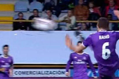 ?Gol de Nacho, más bonito que el mío?: Zinedine Zidane