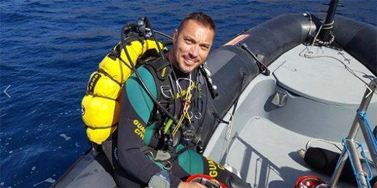 Los valientes de Canarias, héroes sociales en la Guardia Civil