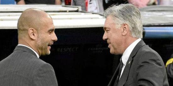 """""""Guardiola está poseído, Ancelotti nos da más libertad"""""""