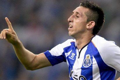 Héctor Herrera llegaría al United por petición de Mourinho