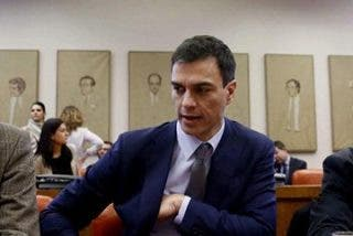 El votante socialista exige a Sánchez y su cuadrilla abstenerse con Rajoy