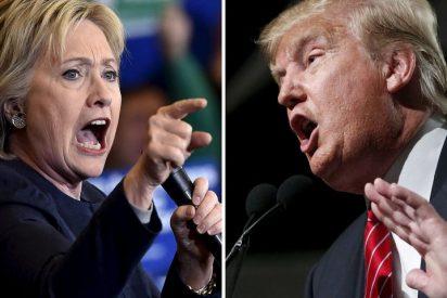 El equipo de Hillary Clinton acusa a Rusia de favorecer a Trump con filtraciones