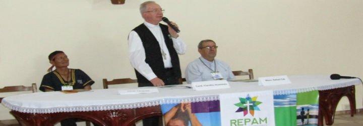 """Cardenal Hummes: """"El Papa Francisco acompaña el trabajo en la Amazonía"""""""