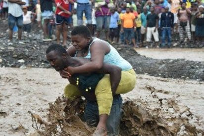Se eleva ya a 842 el número de muertos en Haití a causa del huracán Matthew