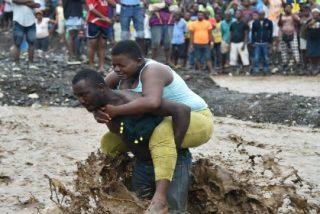 El huracán Matthew deja al menos 260 muertos y grandes destrozos en Haití