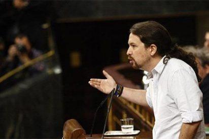 """La nueva 'cal viva' de Pablo Iglesias: """"Hay más delincuentes potenciales en esta Cámara"""""""