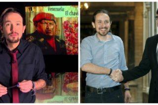 El patriotismo de Iglesias: admirar a la ETA, cobrar de Irán y Venezuela y pactar con la banda de los Pujol
