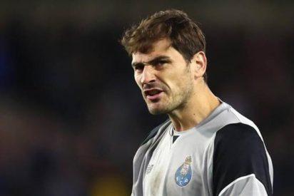 Iker Casillas cierra las puertas a una oferta del fútbol español