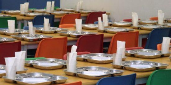 Beca para 3.509 usuarios de comedor escolar este curso gracias al aumento de los umbrales de renta