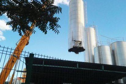Lauki comienza el desmantelamiento de sus instalaciones en Valladolid