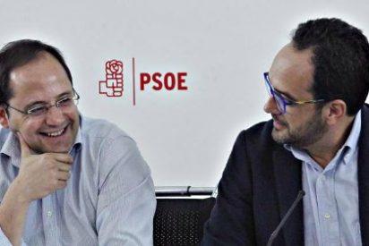César Luena y Antonio Hernando se fueron de juerga la noche que de la 'tragica' dimisión de Pedro Sánchez