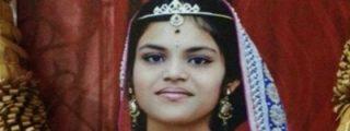 La niña de 13 años que ha muerto tras ayunar 68 días para traer prosperidad a su familia
