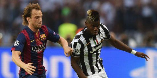 Ivan Rákitic en la mira de Juventus tras salida de Pogba