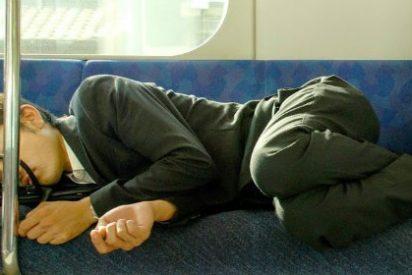 Uno de cada cinco trabajadores japoneses muere por agotamiento