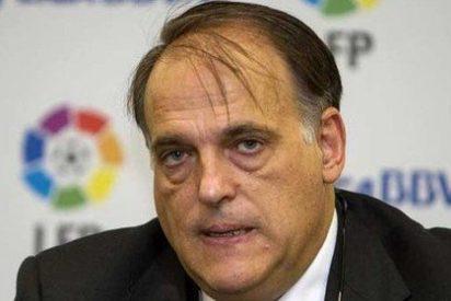 El Barça exige al TAD acciones contra Tebas y el Comité de Competición de la RFEF