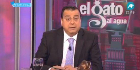 Gonzalo Bans sustituye a Javier Algarra como presentador de 'El Gato al Agua'