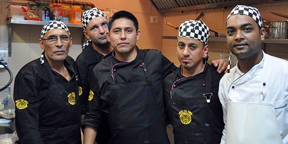 """Johnny Cerrón, chef peruano, es la gran apuesta del nuevo """"Inti de Oro"""""""