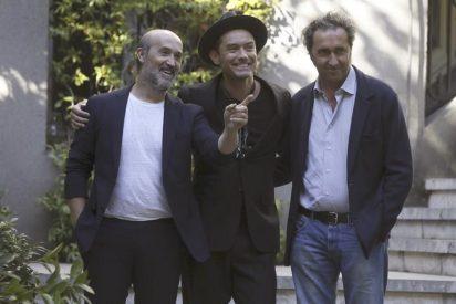 Jude Law y Sorrentino presentan en Madrid 'The Young Pope'