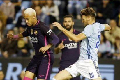 Jugadores del Barça señalan al (único) culpable de la derrota ante el Celta