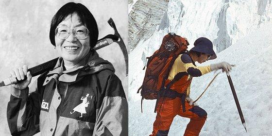 Muere Junko Tabei, la primera mujer que escaló el Everest