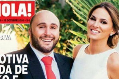 'Sálvame Deluxe' nos toma el pelo con unas fotos de la boda Kiko Rivera que nunca se mostraron