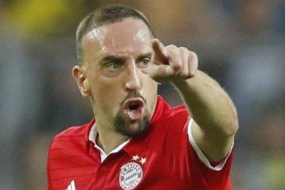 La andanada de Enrique Cerezo para contestar a Franck Ribéry