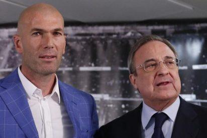 La apuesta de Zidane que Florentino se arrepiente de haber ignorado