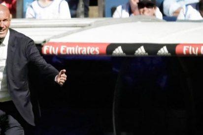 La charla en privado de Zidane con un jugador antes de enfrentarse al Betis