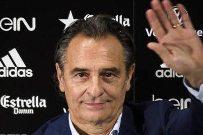 La cláusula secreta entre Prandelli y Peter Lim en el Valencia