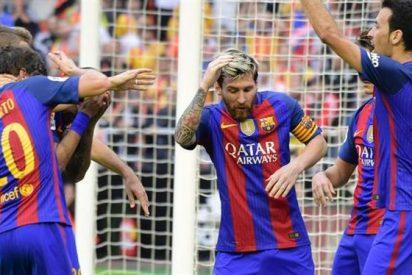 La estadística que desnuda la acusación de falta de juego limpio del Barça