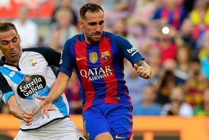 La goleada al Deportivo deja un problema mayor a un jugador del Barça