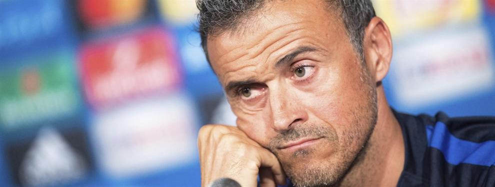La lesión de Sergi Roberto pone en serios apuros a Luis Enrique