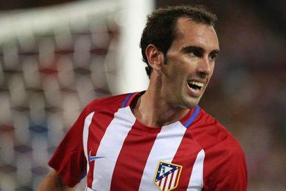 La oferta que amenaza con llevarse a Godín del Atlético de Madrid