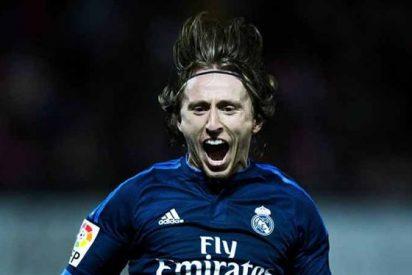 La oferta que rechazó Modric antes de firmar su renovación con el Real Madrid